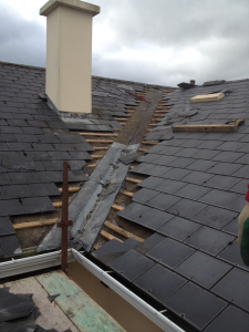 Roofing Contractor Reapir Cork
